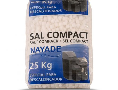 Nayade compacted salt