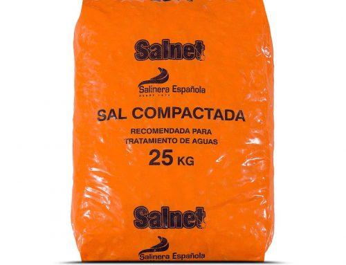 Sal compactada Salnet