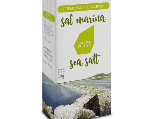 Salinas de Ibiza coarse sea salt